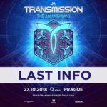 Transmission Prague 2018 – The Awakening – Last Info!