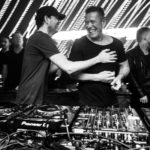 Take a look behind the scenes with Cosmic Gate!