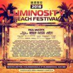 Luminosity Beach Festival 2018 (28.06. – 01.07.2018) @ Bloemendaal, Netherlands