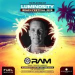 RAM live at Luminosity Beach Festival 2018 (01.07.2018) @ Bloemendaal, Netherlands