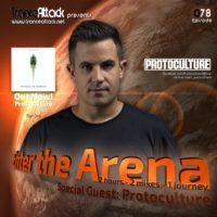 Enter The Arena 078 Tamer Hossam & Protoculture