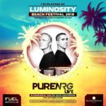 PureNRG live at Luminosity Beach Festival 2018 (29.06.2018) @ Bloemendaal, Netherlands