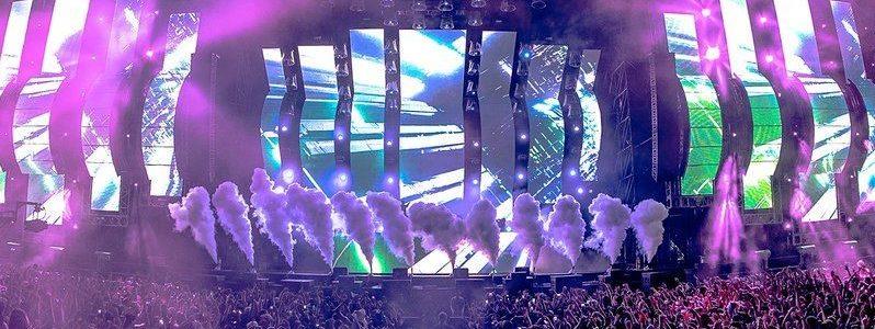Armin van Buuren live at Ultra Music Festival (16.09.2018) @ Tokio, Japan
