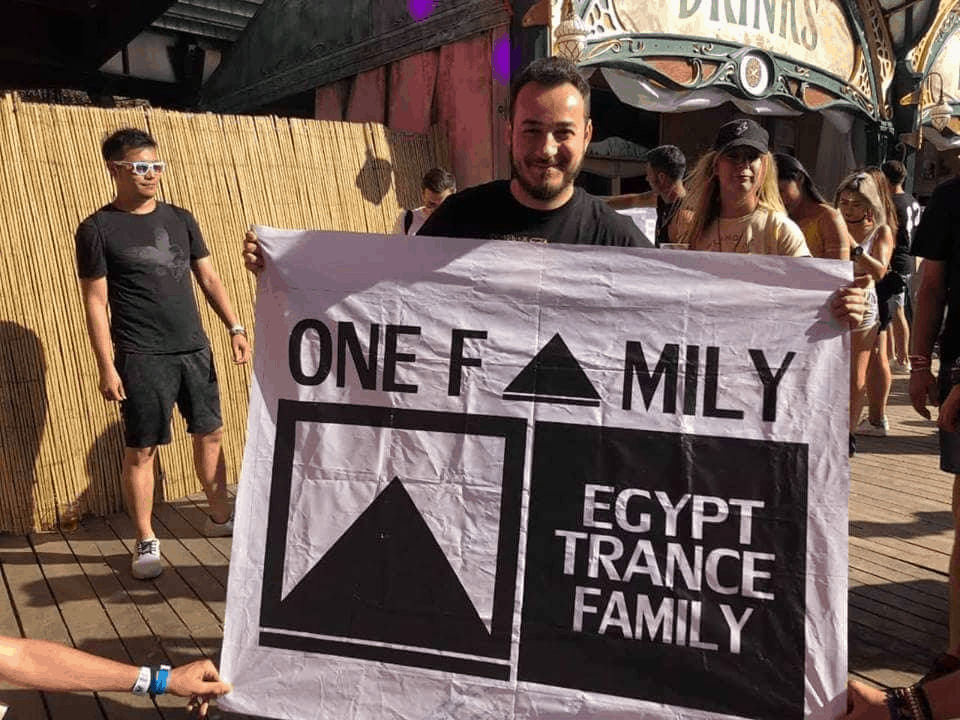 Egypt Trance Family & Ahmed Romel