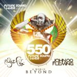 Future Sound Of Egypt 550 – A World Beyond mixed by John 00 Fleming and Aly & Fila