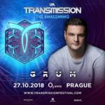 Grum live at Transmission – The Awakening (27.10.2018) @ Prague, Czech Republic