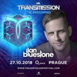 ilan Bluestone live at Transmission – The Awakening (27.10.2018) @ Prague, Czech Republic