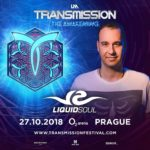 Liquid Soul live at Transmission – The Awakening (27.10.2018) @ Prague, Czech Republic