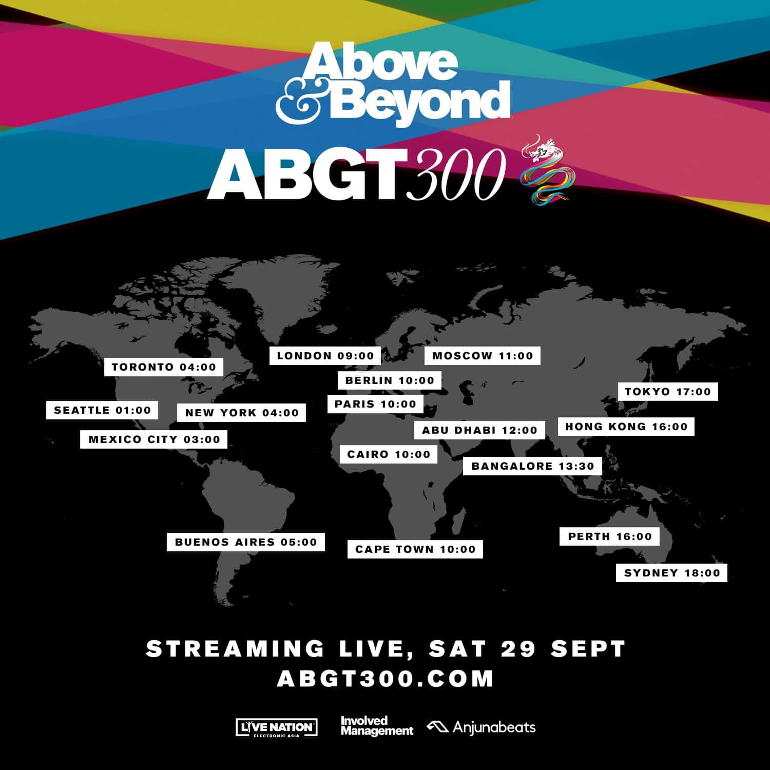 Streaming Times ABGT300
