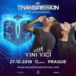 Vini Vici live at Transmission – The Awakening (27.10.2018) @ Prague, Czech Republic