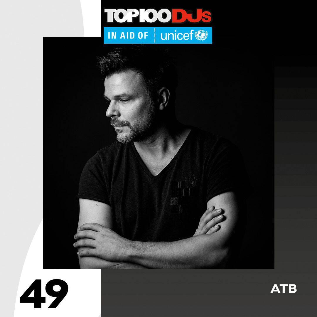 ATB DJ Mag Top 100 2018