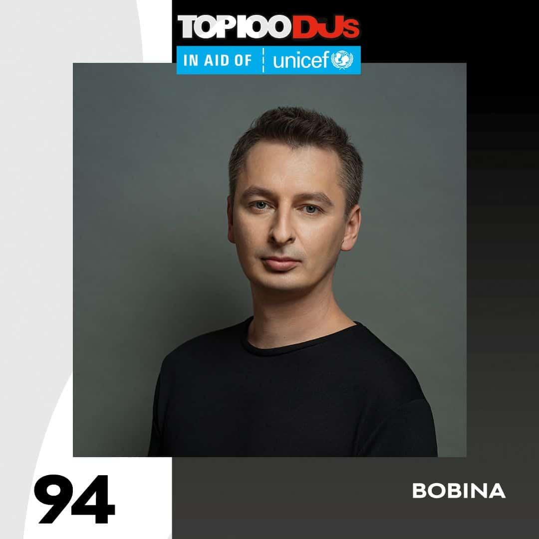 Bobina DJ Mag Top 100 2018