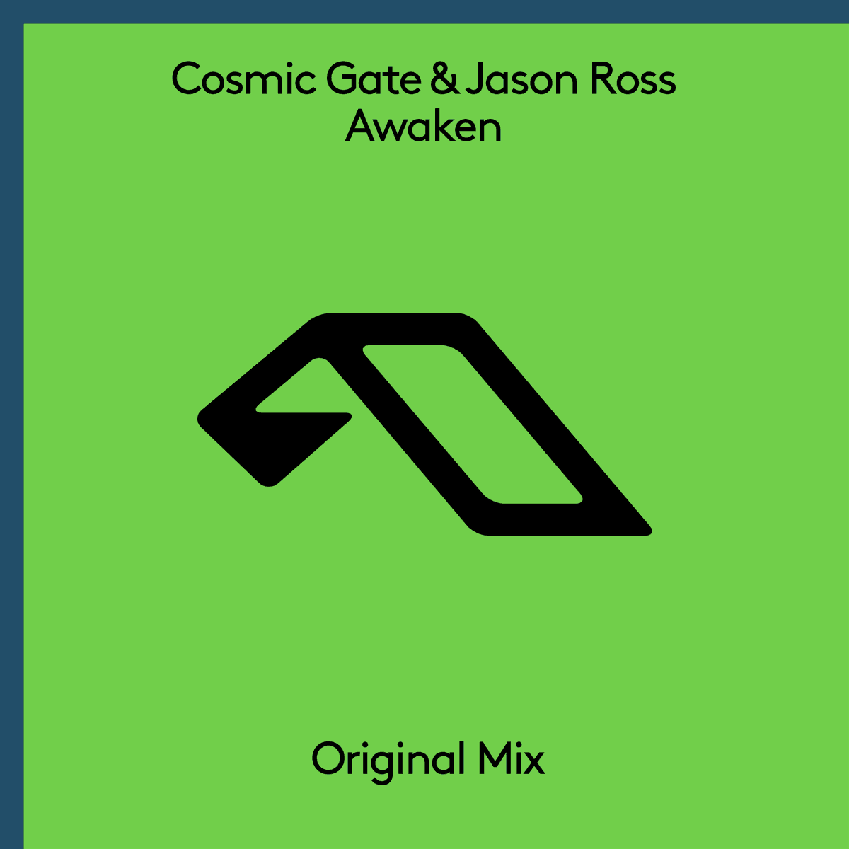 03. Cosmic Gate & Jason Ross – Awaken - 12,5 %