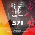Future Sound of Egypt 571 (24.10.2018) with Aly & Fila
