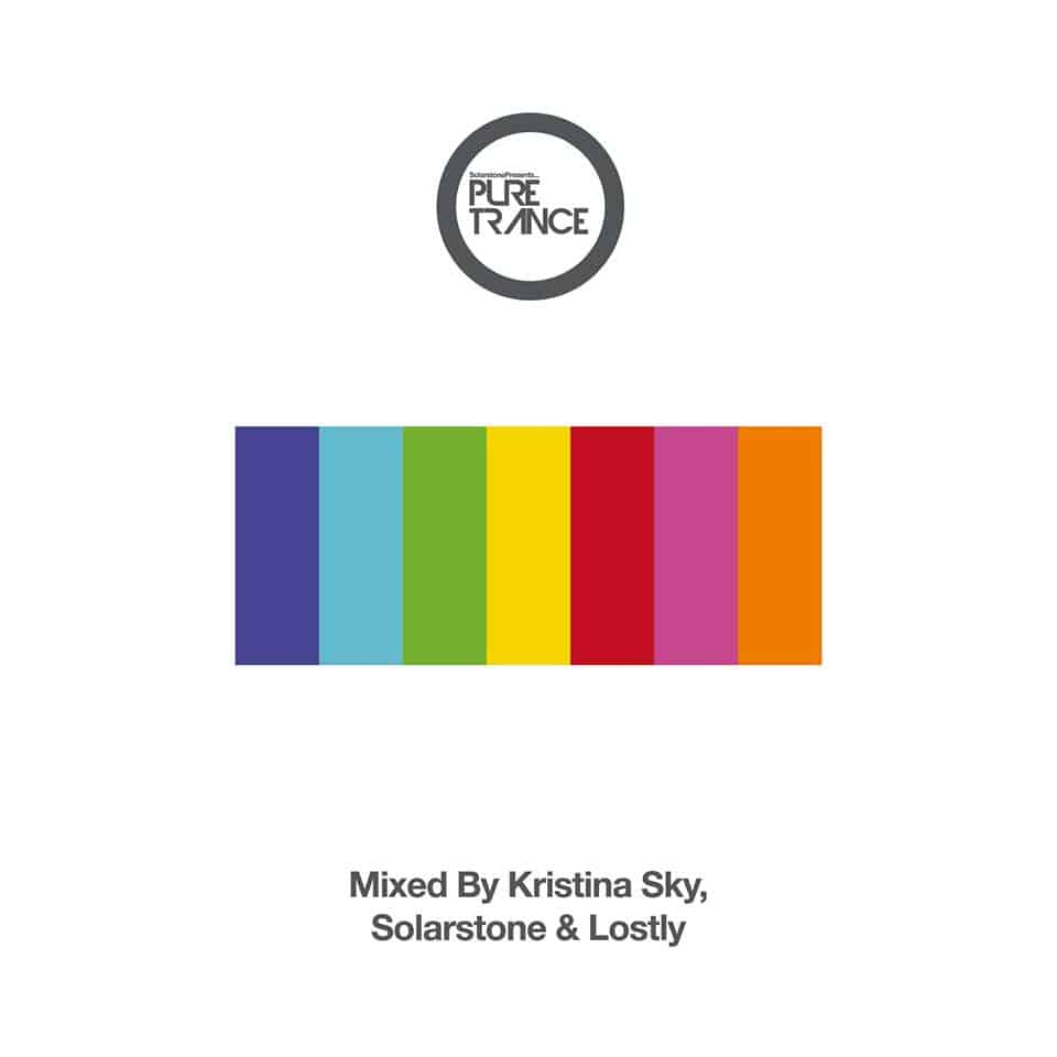 Pure Trance 7 mixed by Kristina Sky, Solarstone & Lostly