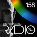 Pure Trance Radio 158 (03.10.2018) with Solarstone