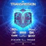 Transmission – The Awakening (27.10.2018) @ Prague, Czech Republic