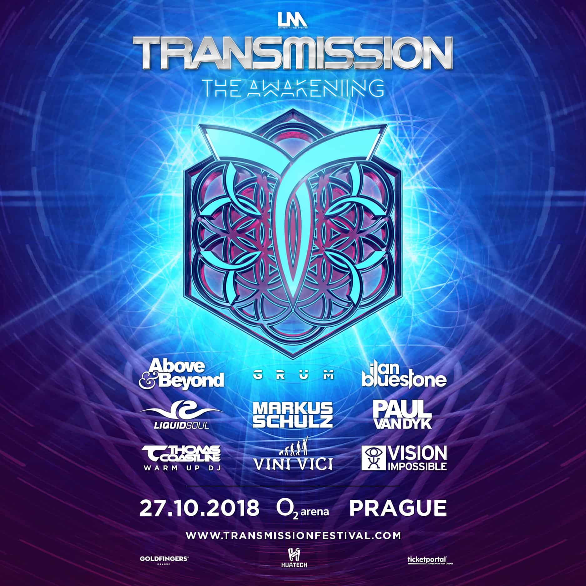 Transmission 2018 - The Awakening