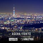 Global DJ Broadcast: Best World Tour of 2018 (20.12.2018) with Markus Schulz