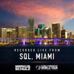 Global DJ Broadcast: World Tour – Miami (06.12.2018) with Markus Schulz