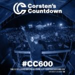 Corstens Countdown 600 Yearmix 2018 (26.12.2018) with Ferry Corsten