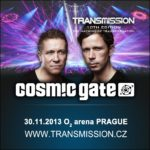 Cosmic Gate live at Transmission – The Machine of Transformation (30.11.2013) @ Prague, Czech Republic