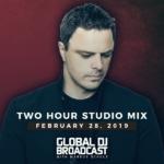 Global DJ Broadcast (28.02.2019) with Markus Schulz