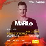MaRLo live at A State of Trance 900 (23.02.2019) @ Utrecht, Netherlands
