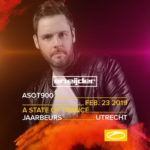 Sneijder live at A State of Trance 900 (23.02.2019) @ Utrecht, Netherlands