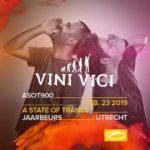 Vini Vici live at A State of Trance 900 (23.02.2019) @ Utrecht, Netherlands