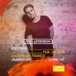 Will Atkinson live at A State of Trance 900 (23.02.2019) @ Utrecht, Netherlands
