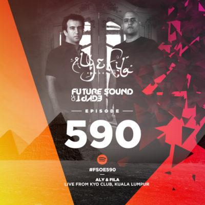 aliexpress wyprzedaż hurtowa uroczy Future Sound of Egypt 590 (20.03.2019) with Aly & Fila