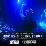Global DJ Broadcast: World Tour – London (14.03.2019) with Markus Schulz