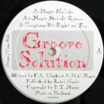 Groove Solution – Magic Melody