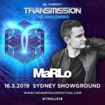 MaRLo live at Transmission – The Awakening (16.03.2019) @ Sydney, Australia