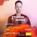 Mark Sixma live at A State of Trance 900 (09.03.2019) @ Madrid, Spain