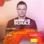 Markus Schulz live at A State of Trance 900 (09.03.2019) @ Madrid, Spain