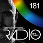 Pure Trance Radio 181 (20.03.2019) with Solarstone