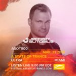 Jeffrey Sutorius live at Ultra Music Festival 2019 (31.03.2019) @ Miami, USA