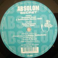 Absolom – Secret