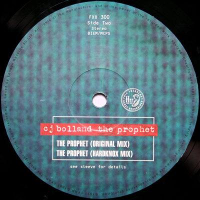 CJ Bolland - The Prophet