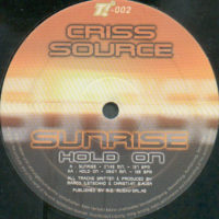 Criss Source - Sunrise