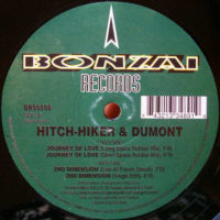 Hitch-Hiker & Dumont ‎– Journey Of Love