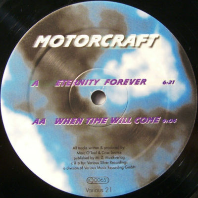 Motorcraft - Eternity Forever