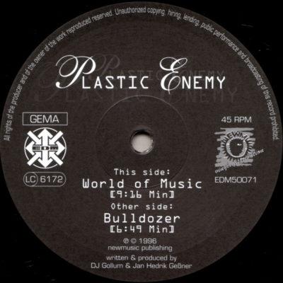 Plastic Enemy - World Of Music