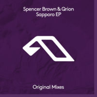 Spencer Brown & Qrion - Sapporo EP