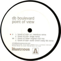 DB Boulevard - Point Of View (Lange Remix)
