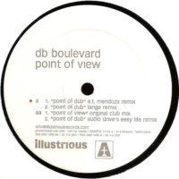 DB Boulevard - Point Of View (Lange Remix)