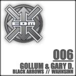 DJ Gollum & Gary D. – Black Arrows