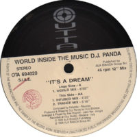 DJ Panda - It's A Dream